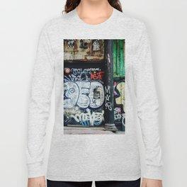 Graffiti NYC Long Sleeve T-shirt