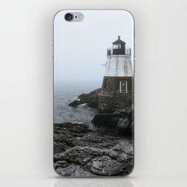 Castle Hill Lighthouse, Rhode Island iPhone Skin