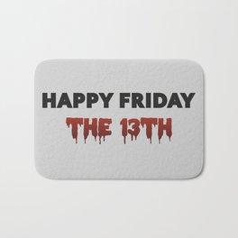 The Bloody Friday Bath Mat