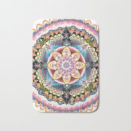 Cycles of Life Bath Mat