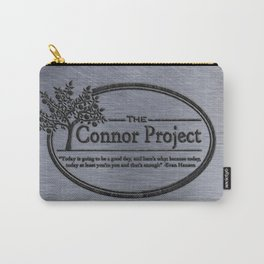 The Connor Project Carry-All Pouch