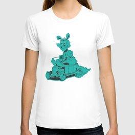 Rod Rabbit T-shirt