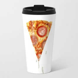 Pizza & Porn Travel Mug