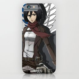Attack On Titan iPhone Case