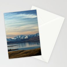 Lake Tekapo, New Zealand Stationery Cards