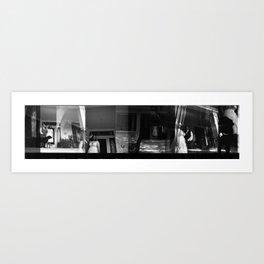 PANS : Tara & Rick : 3 Art Print