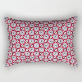 Geo Estrellas Rectangular Pillow