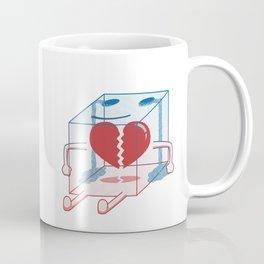 Little Box of Broken Heart Coffee Mug
