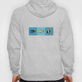 Fishes!  Hoody