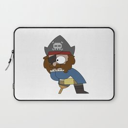 Pirate Shock Laptop Sleeve