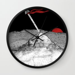 A Remnant Wall Clock