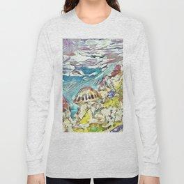 cueva soleada Long Sleeve T-shirt