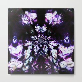 abstract spider c Metal Print