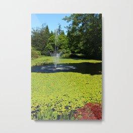 Van Dusen Botanical Garden Metal Print