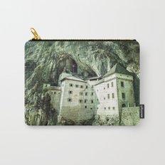 Majestic Predjama Castle Carry-All Pouch