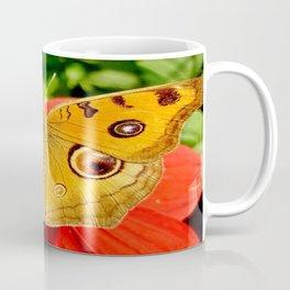 Meadow Argus Butterfly Coffee Mug