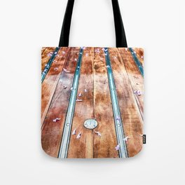 Truck Bed Tote Bag