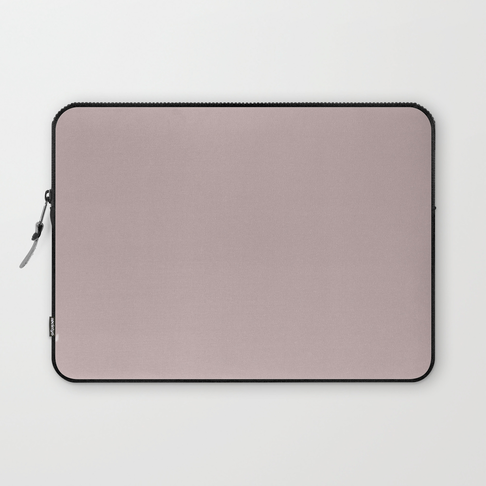 Silver Pink - Solid Color Laptop Sleeve LSV8687772