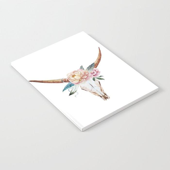 Animal Skull 04 Notebook