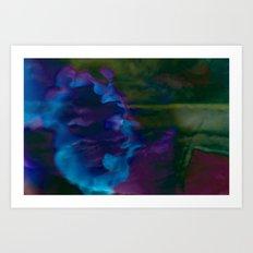 Strange Wind Art Print