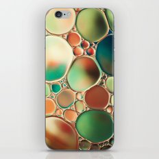 Pastel Abstraction iPhone & iPod Skin