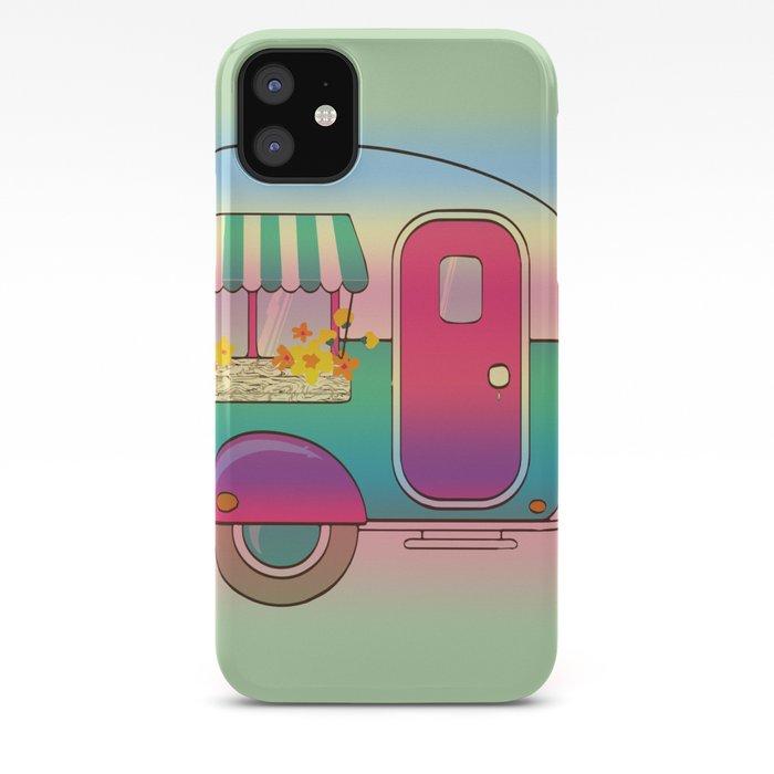 Happy camper iPhone 11 case