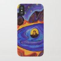 scott pilgrim iPhone & iPod Cases featuring Pilgrim by Olga_Kh