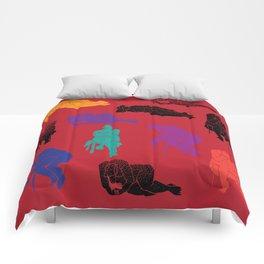 Figures Comforters
