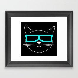 Cool Cat 1 Framed Art Print