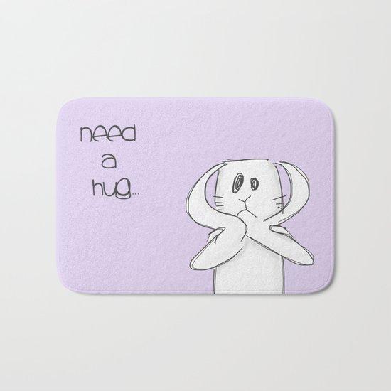 Need a hug... Bath Mat