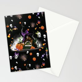 Tricks & Treats Stationery Cards