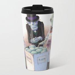 Gourmets Metal Travel Mug