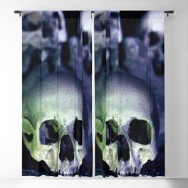 Bones Blackout Curtain