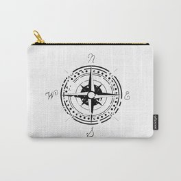 Wind of Rose Carry-All Pouch