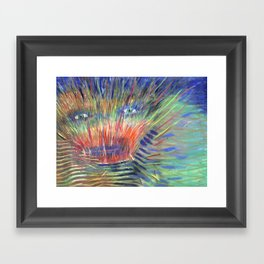 Outer Limits Framed Art Print