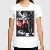 agent carter T-shirts featuring Agent Carter Color by rnlaing