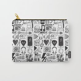 Music Doodles Carry-All Pouch