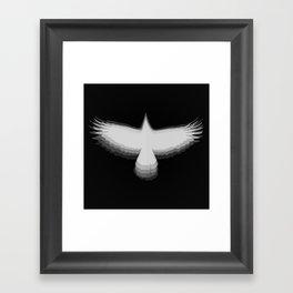 5.0.5 - Inverse Framed Art Print