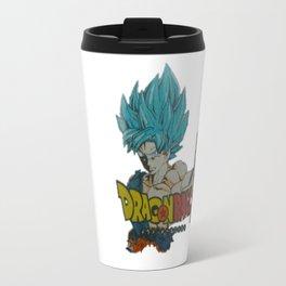 Dragón Ball Super v2 Travel Mug