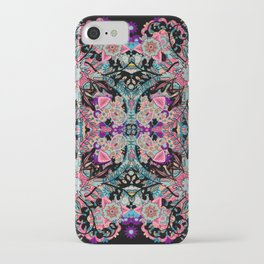 Mandala Colorful Boho iPhone Case