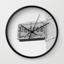 Padres - Marfa Wall Clock