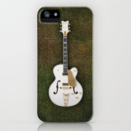 Gretsch  White Falcon 1957 iPhone Case