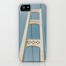 Mackinaw Bridge iPhone Case