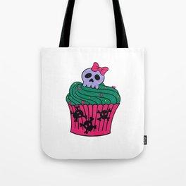 cutie pie cupcake Tote Bag
