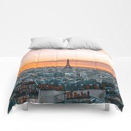 Paris City Comforters