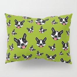 Milo The Boston Terrier #2 Pillow Sham