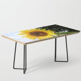 une seule fleur Coffee Table