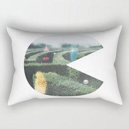Sir, We Are Hunting Ghosts Rectangular Pillow