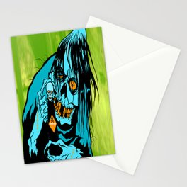 VILE FIEND Stationery Cards