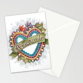Amor Mío Stationery Cards